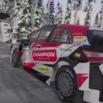 WRC 8 Toyota Yaris Sweden Setup 01