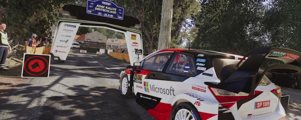 WRC 8 Toyota Yaris Deutschland Setup 01