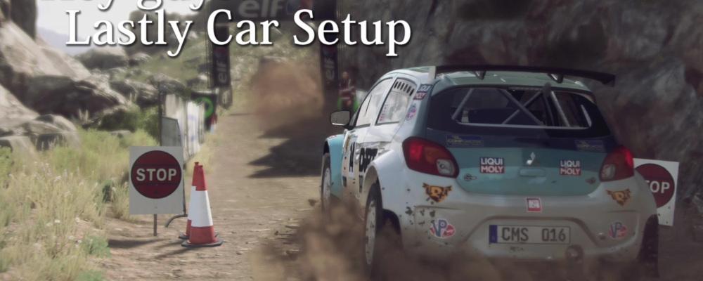 DiRT Rally 2.0 Space Star Argentina Setup 01