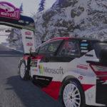 WRC 8 Toyota Yaris Monte Carlo Setup 01
