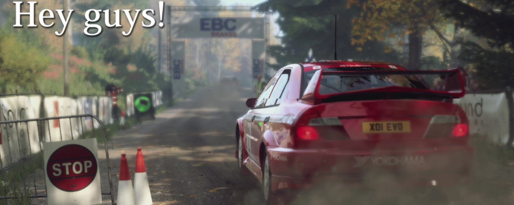 DiRT Rally 2.0 Mitsubishi Lancer Evo VI Finland 01