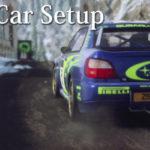 DiRT Rally 2.0 IMPREZA Monte Carlo Setup 01