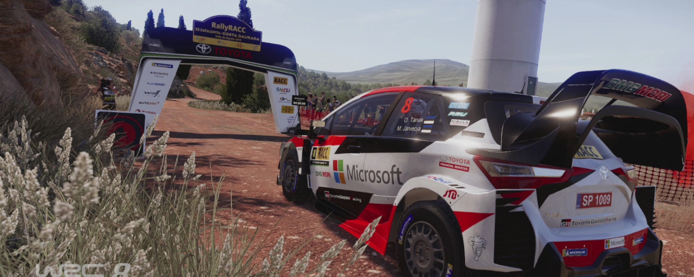 WRC 8 Toyota Yaris España Setup 01