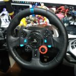 WRC 8 Wheel settings Logitech G29 FFB
