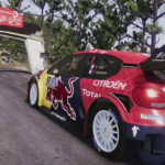 WRC 8 Citroën C3 Tour de Corse Setup 01