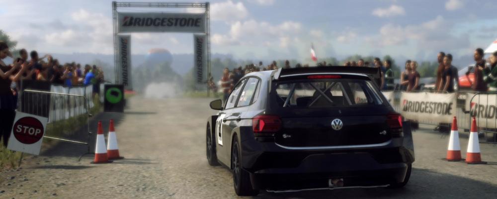 DiRT Rally 2.0 VW Polo GTi Germany Setup 1