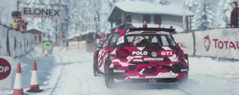 DiRT Rally 2.0 VW Polo GTi Sweden Setup 1