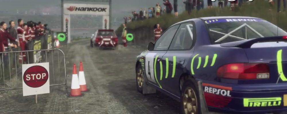 DiRT Rally 2.0 Impreza Wales Setup 1