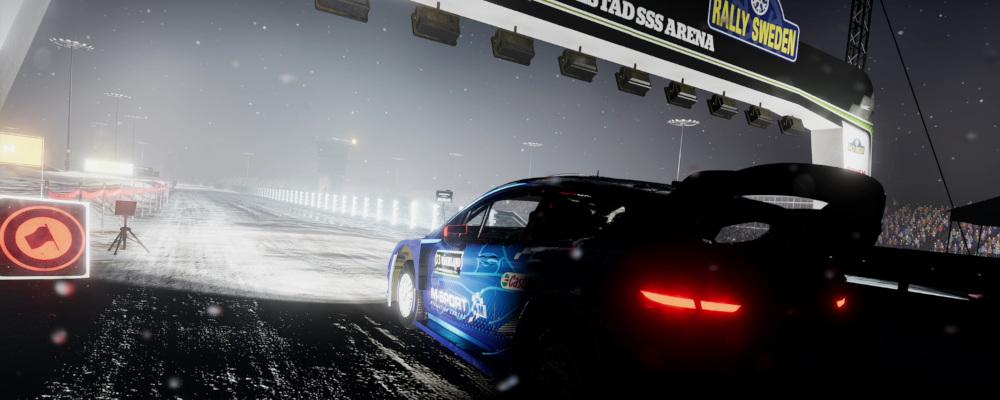 WRC 8 Ford Fiesta Sweden Setup 1