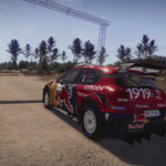 WRC 8 Citroën C3 Italia Setup 1