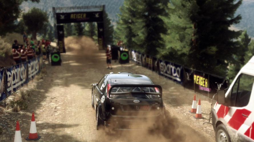 DiRT Rally 2.0 Focus RS Greece Setup 1