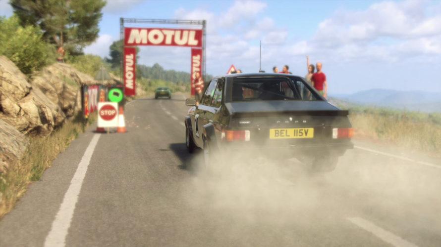 DiRT Rally 2.0 Escort MK2 Spain Setup 1