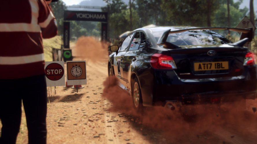 DiRT Rally 2.0 Subaru WRX STI Car setup Australia1
