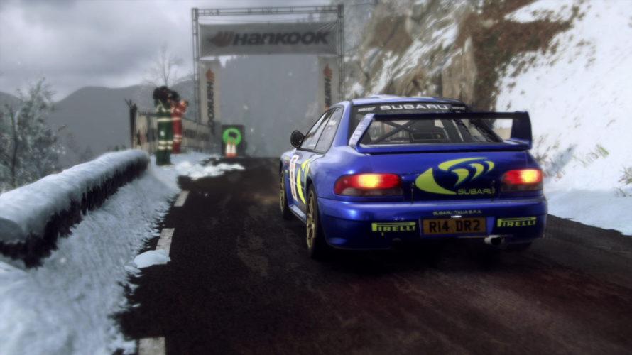 DiRT Rally 2.0 Impreza S4 Car setup Monte Carlo 1
