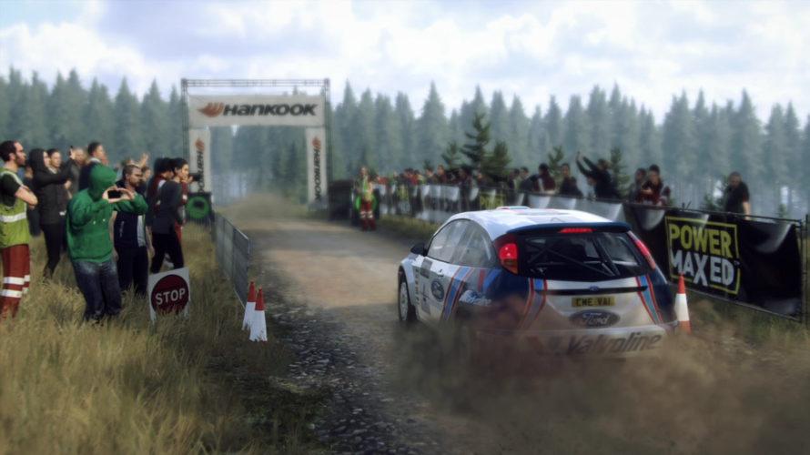 DiRT Rally 2.0 Focus RS Car setup Scotland 1