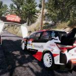 WRC 8 Toyota Yaris Car Setup Tour de Corse 1