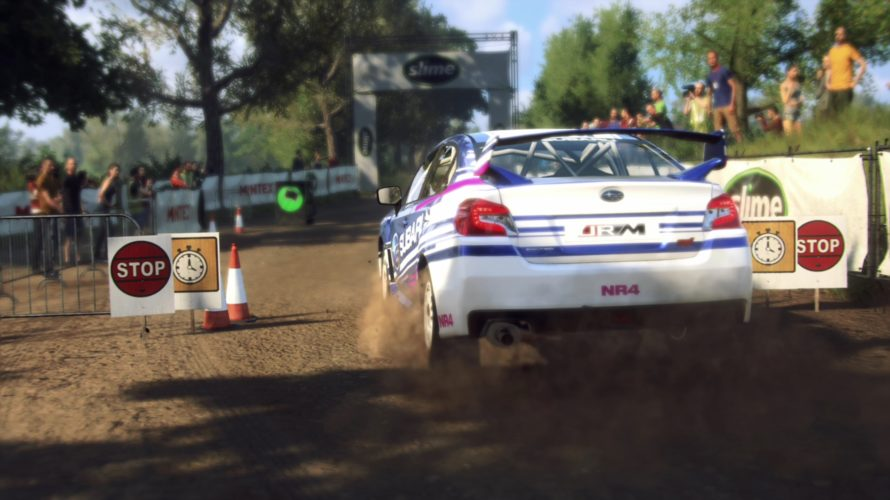 DiRT Rally 2.0 Subaru WRX STI Car setup Poland 1