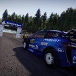 WRC 8 Fiesta Car Setup Wales 1