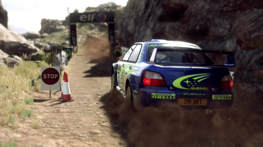 DiRT Rally 2.0 Subaru Impreza 2001 Car setup Argentina 1