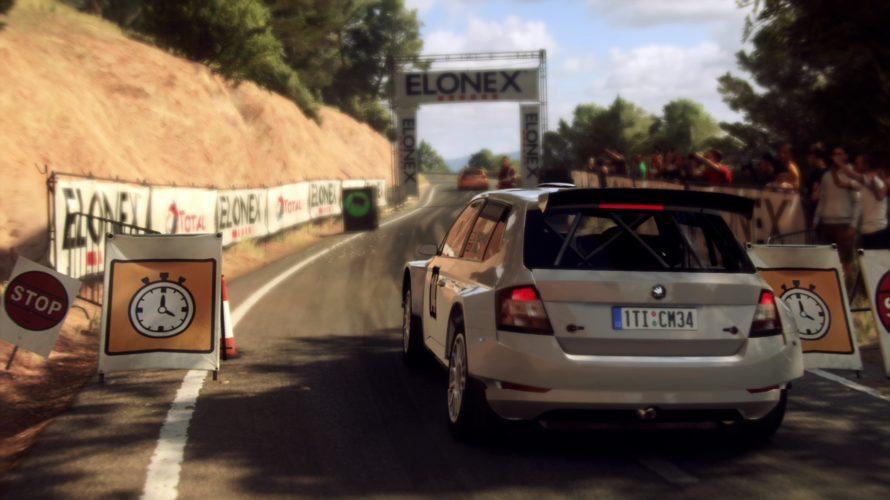 DiRT Rally 2.0 Škoda Fabia R5 Car setup Spain 1