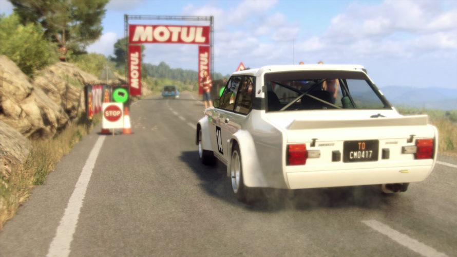 DiRT Rally 2.0 Fiat 131 Abarth Car setup Spain 1