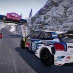 WRC 8 Volkswagen Polo R Car Setup Monte Carlo1