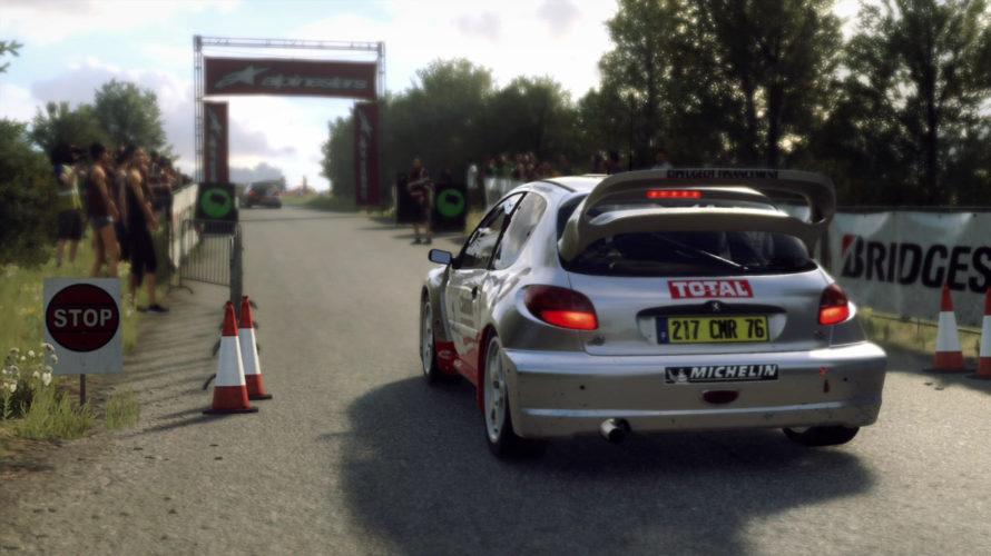 DiRT Rally 2.0 Peugeot 206 WRC Car setup GERMANY 1