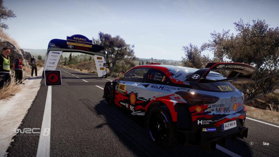 WRC 8 Hyundai i20 Car Setup SPAIN 1