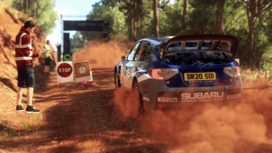 DiRT Rally 2.0 Subaru Impreza Car setup Australia 1