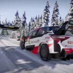 WRC 8 Toyota Yaris WRC Car Setup Sweden 1