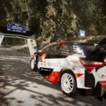 WRC 8 Toyota Yaris WRC Car Setup Deutschland 1