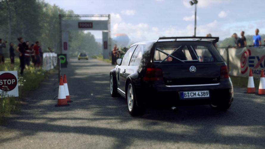 DiRT Rally 2.0 Volkswagen Golf Kitcar Car setup Germany 1