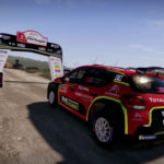 WRC 8 Citroën C3 WRC2 Car Setup Portugal 1