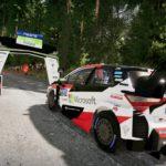 WRC 8 Toyota Yaris WRC Car Setup Finland 2