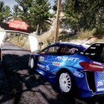 WRC 8 Ford Fiesta WRC Car Setup Tour de Corse 1
