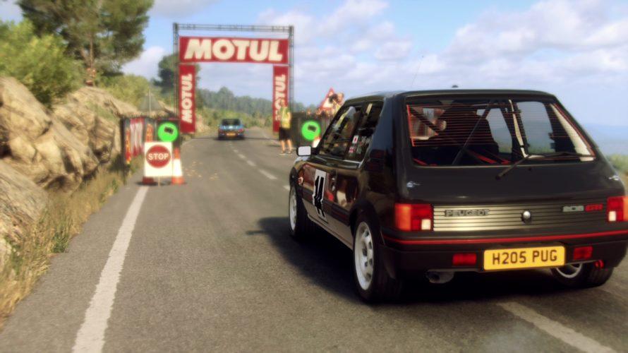 DiRT Rally 2.0 Peugeot 205 GTI Car setup Spain 1