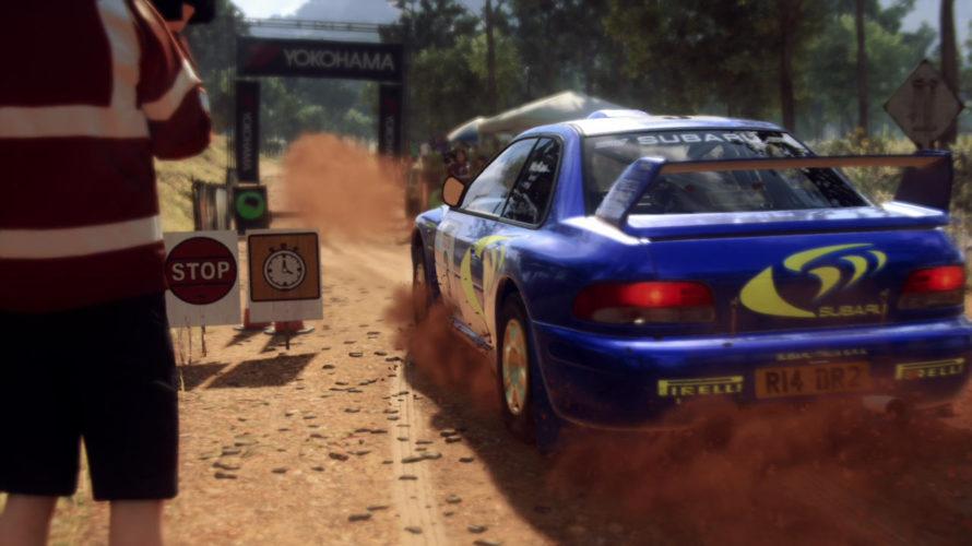 DiRT Rally 2.0 SUBARU Impreza S4 Car setup Australia 1