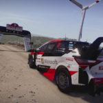 WRC 8 Toyota Yaris WRC Car Setup Italia 1