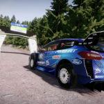 WRC 8 Ford Fiesta WRC Car Setup Finland 1