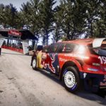WRC 8 Citroën C3 WRC Car Setup Turkey 1