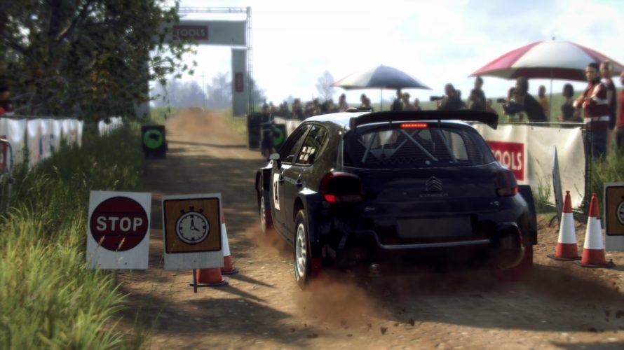 DiRT Rally 2.0 Citroën C3 R5 Car setup Poland 1