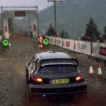 DiRT Rally 2.0 Peugeot 206 WRC Car setup Wet Greece 1