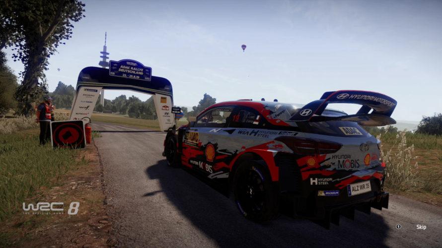 WRC 8 Hyundai i20 WRC Car Setup Deutschland 1