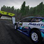 WRC 9 Ford Fiesta WRC Car Setup Wales 1