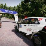 WRC 9 Toyota Yaris WRC Car Setup Finland 1