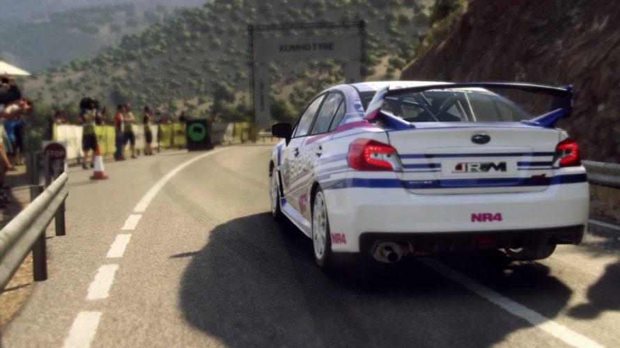 DiRT Rally 2.0 Subaru WRX STI Car setup Spain 1
