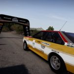 WRC 9 Audi quattro A2 Car Setup Rally New Zealand 1