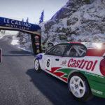 WRC 9 Toyota Corolla WRC Car Setup Monte Carlo 1