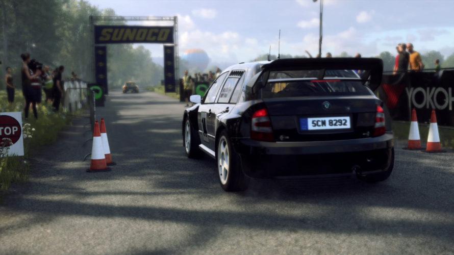 DiRT Rally 2.0 ŠKODA Fabia WRC Car setup Frauenberg 1