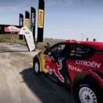 WRC 9 Citroën C3 WRC Car Setup Portugal 1